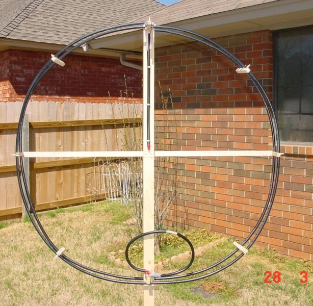 Magnetic loop antenna diy sweepstakes
