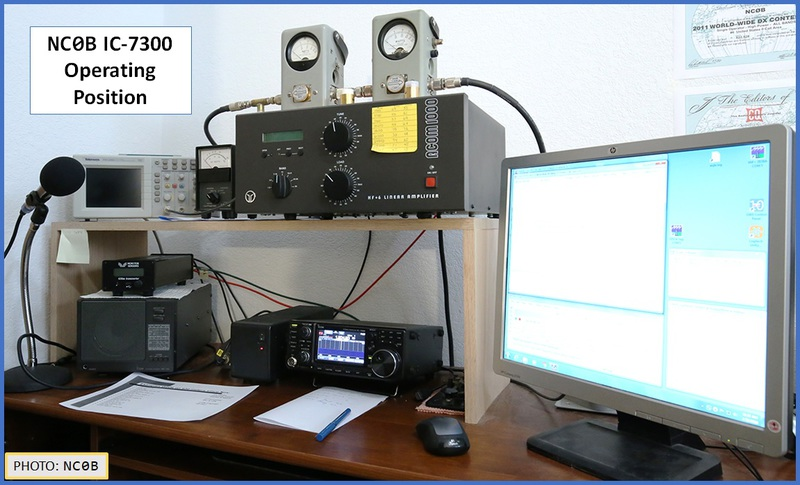 Ham Radio Site - <ANAN vs ICOM>