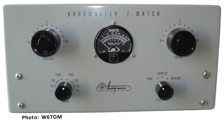 Ham Radio Site - <High Power ATU's>