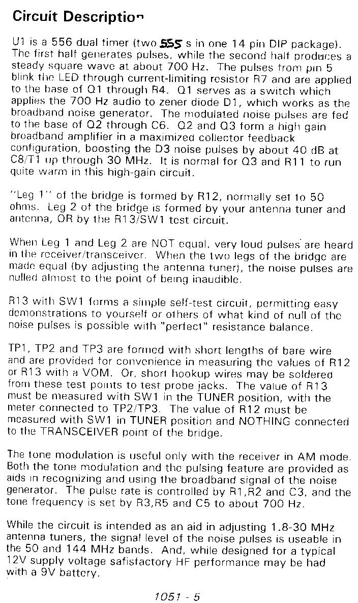 Ham Radio Site 1051 Noise Bridge Homebrew 144 Mhz Transceiver Block Diagram Receiver Datei 2488 Kb Download Schematic
